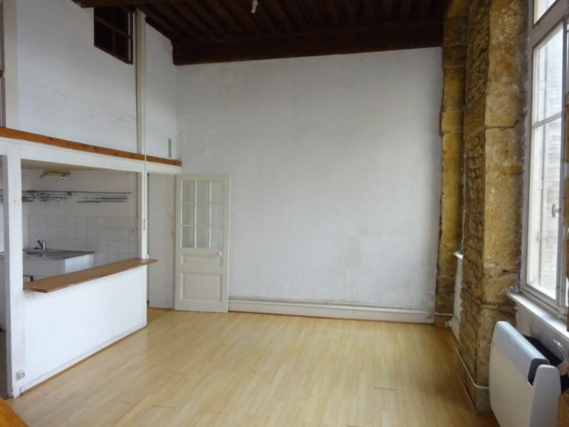 Alquiler  apartamento Lyon 4ème 565€ CC - Fotografía 5