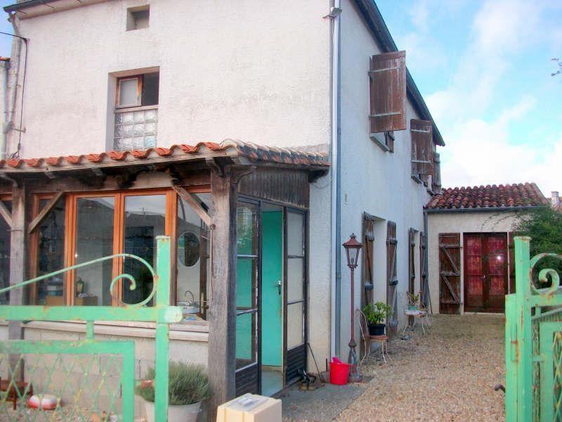 Sale house / villa Amberac 87000€ - Picture 1
