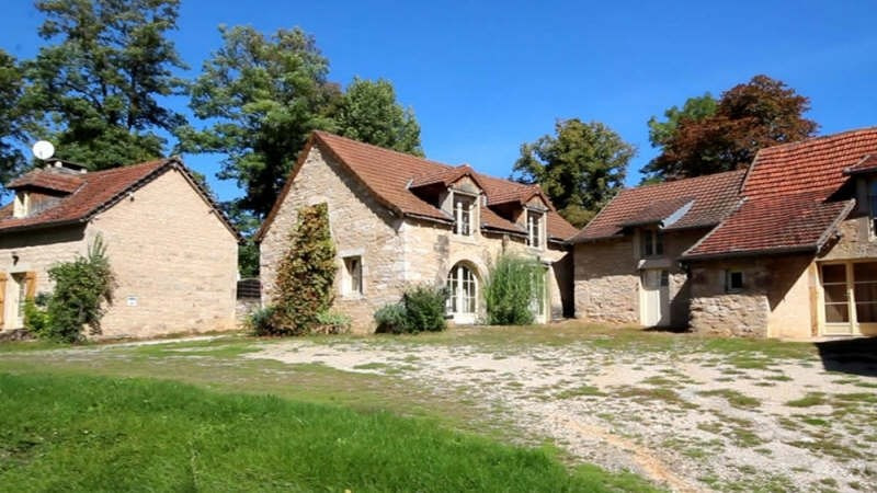 Vente de prestige maison / villa Martiel 595000€ - Photo 1
