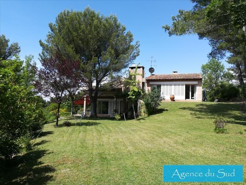 Vente de prestige maison / villa Roquevaire 835000€ - Photo 1