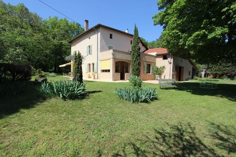 Vente de prestige maison / villa Romans-sur-isère 620000€ - Photo 1
