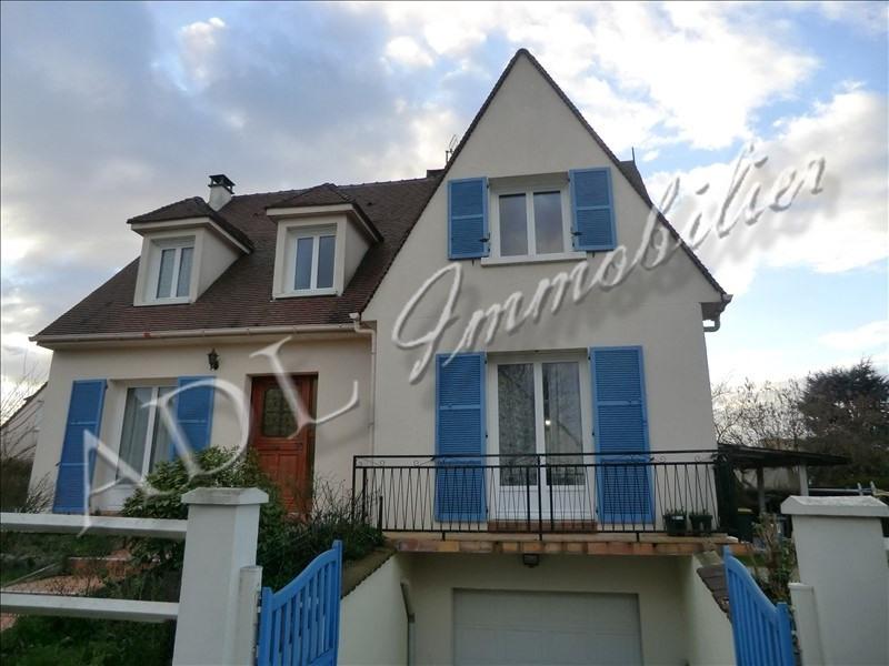 Sale house / villa La chapelle en serval 397000€ - Picture 1