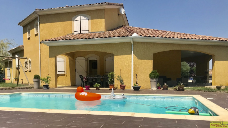 Vente maison / villa Secteur pechbonnieu 462 000€ - Photo 4