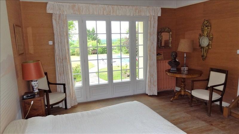 Sale house / villa St martin la garenne 518000€ - Picture 7