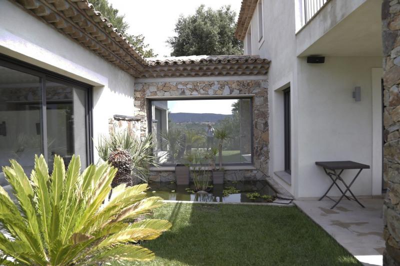 Venta  casa Grimaud 1750000€ - Fotografía 2