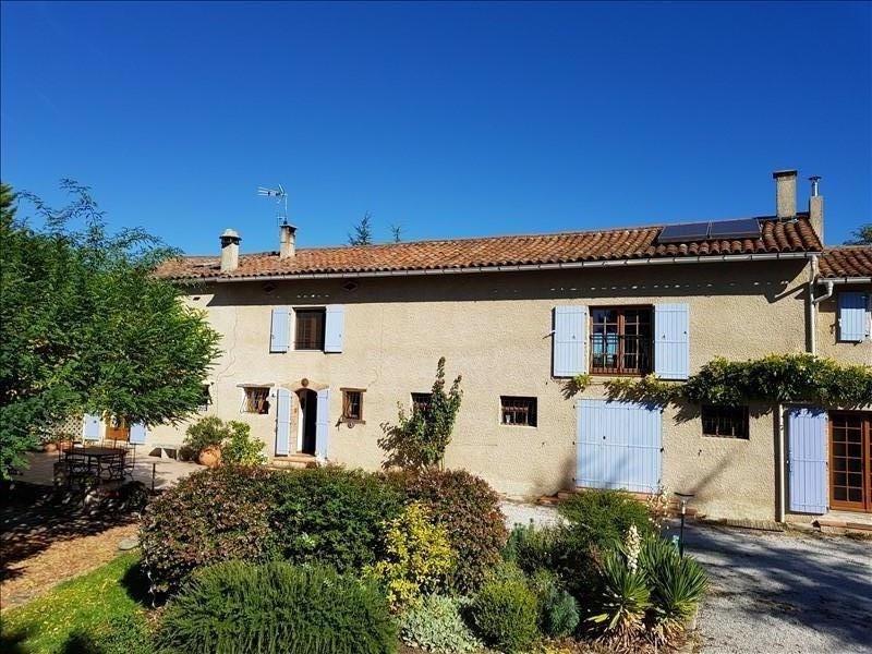 Vente maison / villa Puylaurens 395000€ - Photo 1