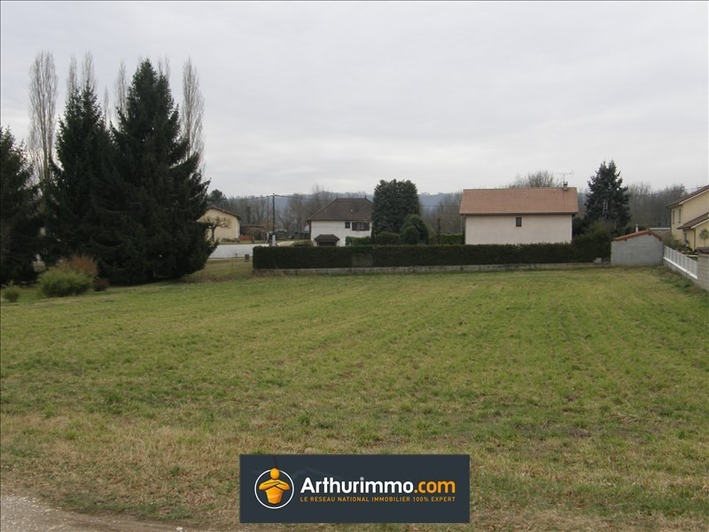 Vente terrain Morestel 112 000€ - Photo 4