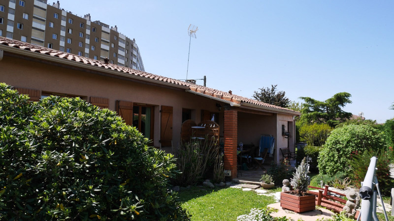 Sale house / villa Muret 257250€ - Picture 1