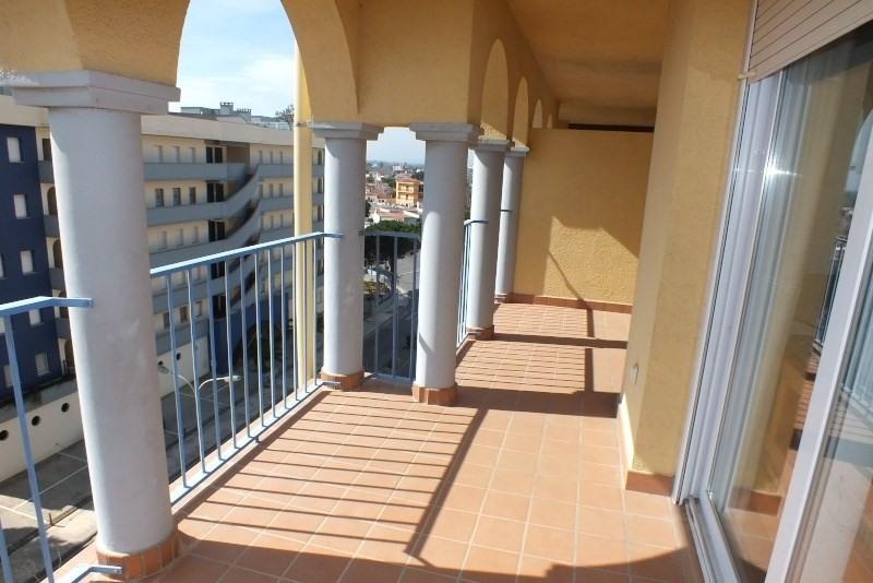 Location vacances appartement Roses santa-margarita 392€ - Photo 6