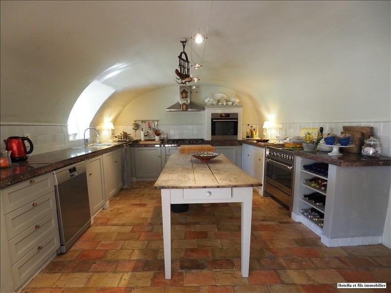 Vente de prestige maison / villa Uzes 1080000€ - Photo 6