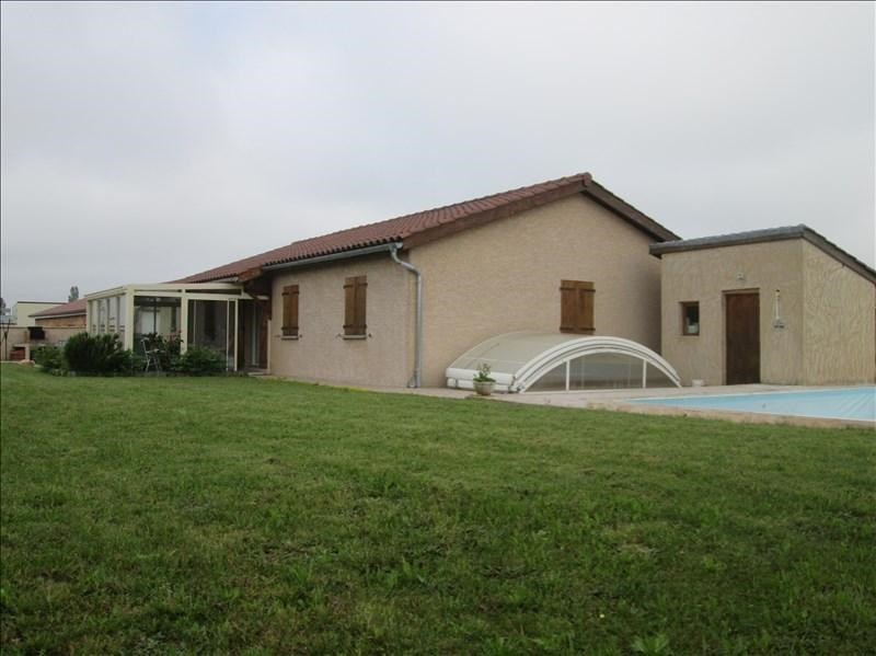 Vente maison / villa Saint trivier de courtes 208 000€ - Photo 1