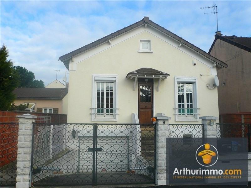 Sale building Les pavillons sous bois 295000€ - Picture 1