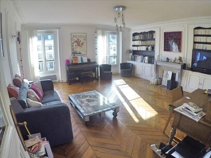 Deluxe sale apartment Paris 11ème 1195000€ - Picture 1