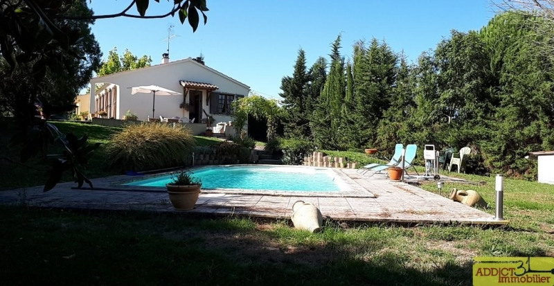 Vente maison / villa Lapeyrouse fossat 324 000€ - Photo 1