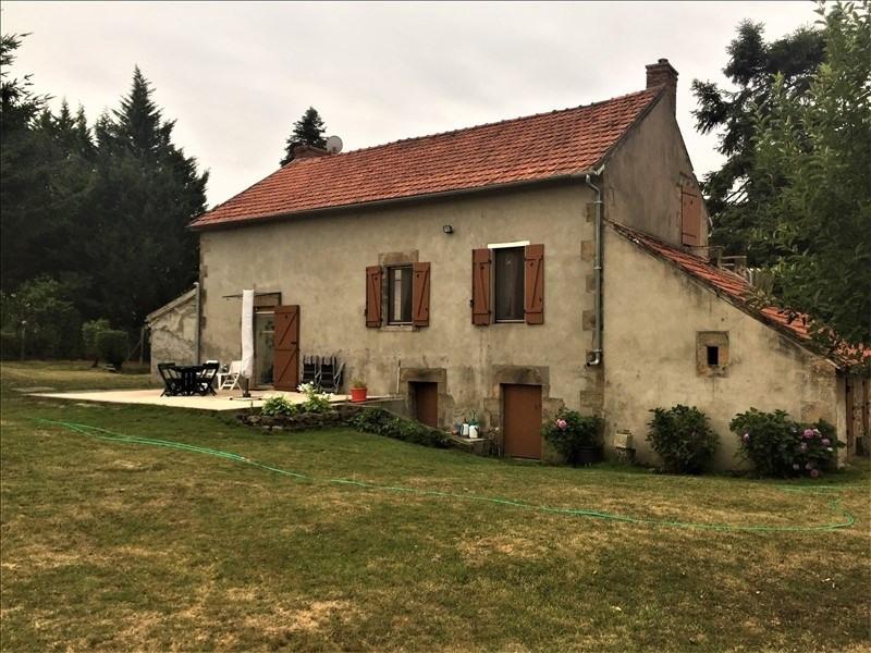 Sale house / villa Buxieres les mines 122000€ - Picture 4