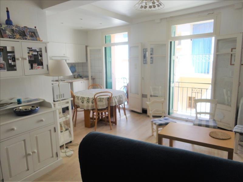 Venta  apartamento Collioure 170000€ - Fotografía 1