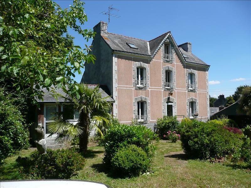 Maison en pierre Querrien