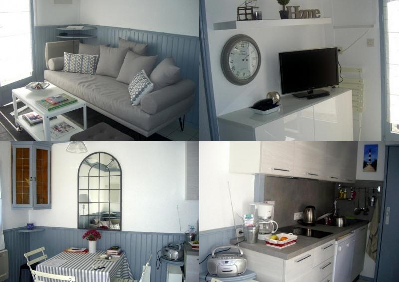 Location vacances maison / villa Saint-palais-sur-mer 440€ - Photo 2