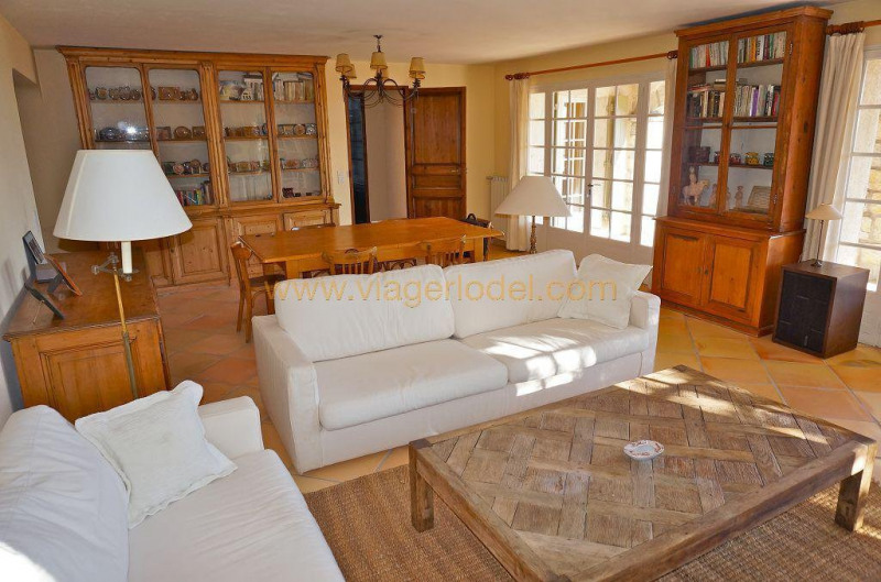 Lijfrente  huis Mougins 540000€ - Foto 6