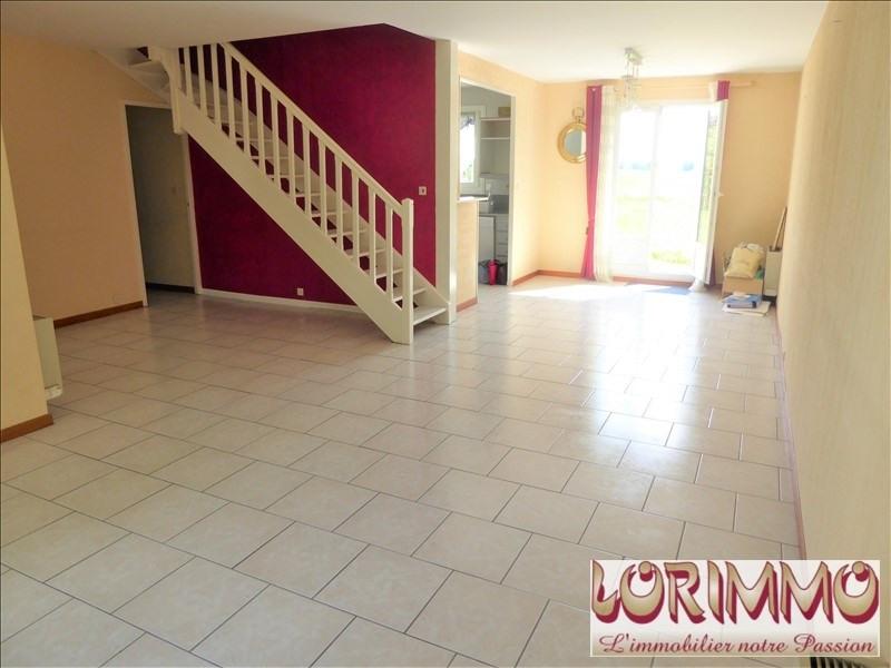 Sale house / villa Mennecy 299900€ - Picture 3