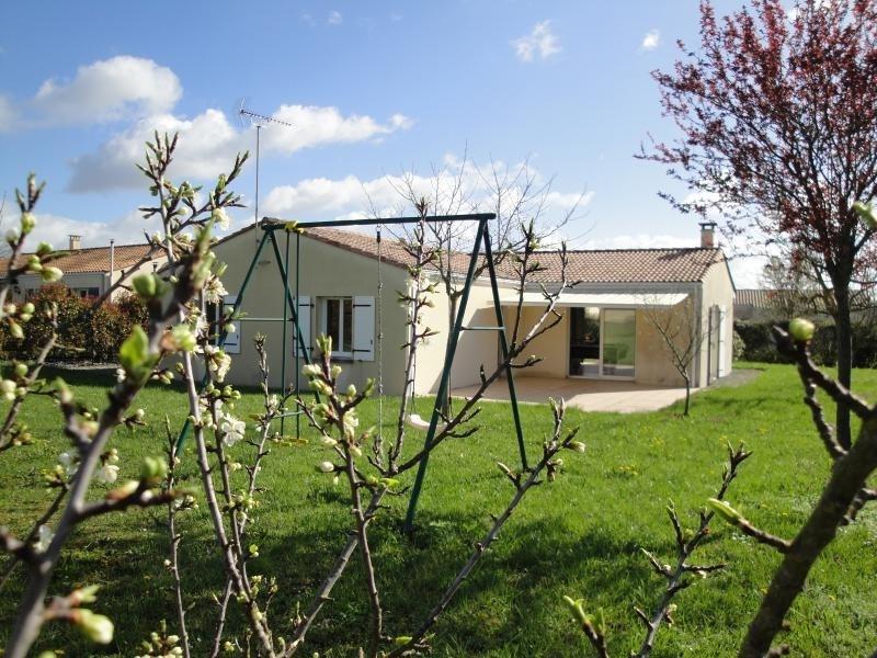 Sale house / villa Mauze sur le mignon 178000€ - Picture 2