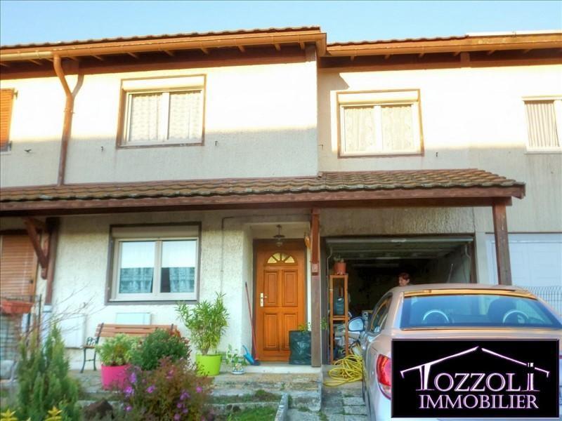 Vente maison / villa Saint quentin fallavier 177000€ - Photo 1