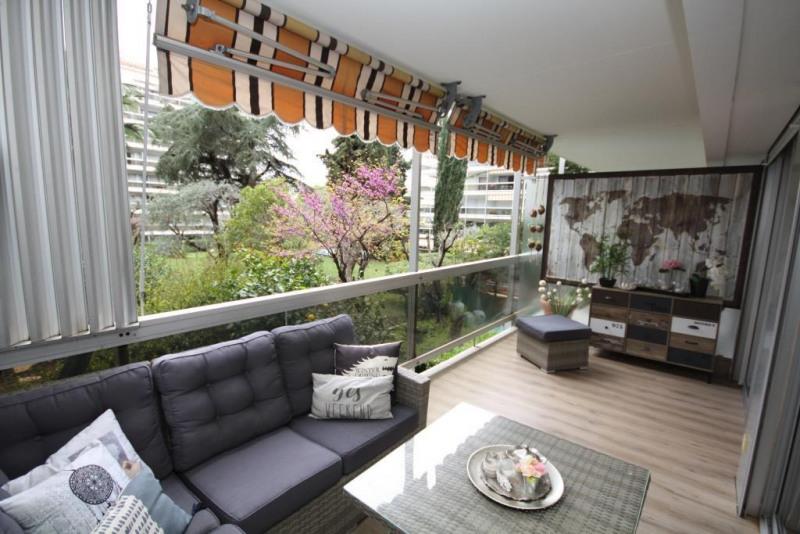 Sale apartment Juan les pins 296000€ - Picture 3