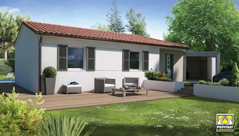 Mod le de maison partir de 4pi ces par maisons provibat - Maison neuve style ancien ...
