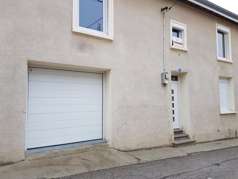 Vente maison / villa Chazelles sur lyon 127000€ - Photo 1