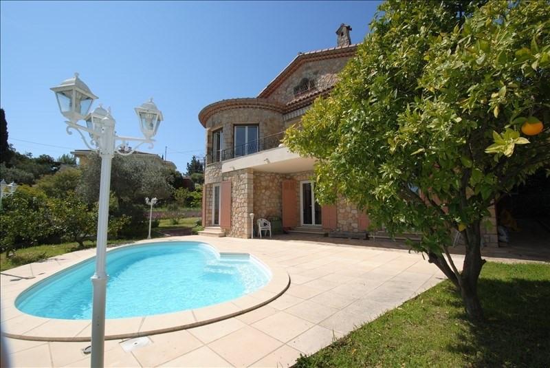 Vente de prestige maison / villa Mandelieu-la-napoule 1260000€ - Photo 3