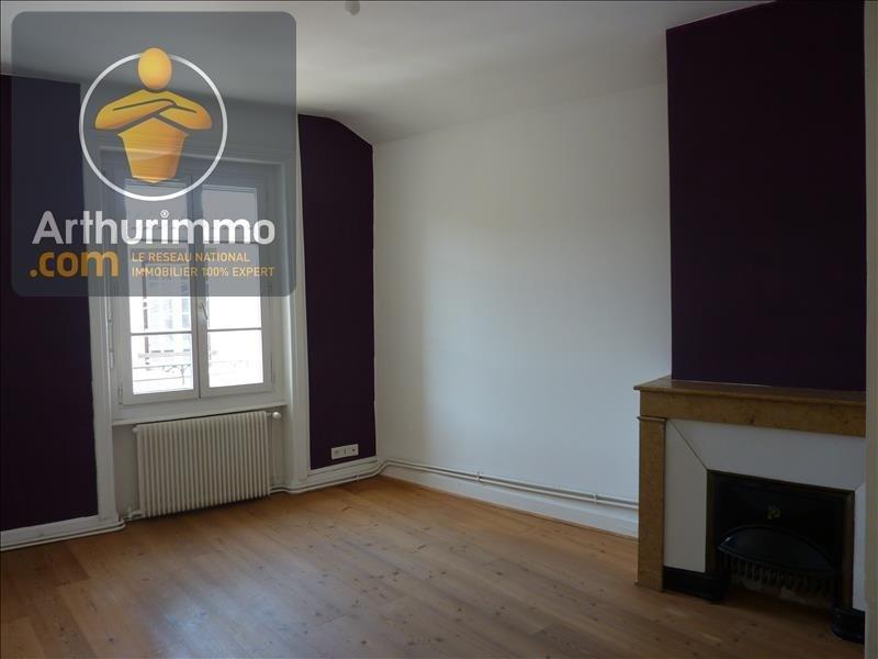 Rental apartment St galmier 420€ CC - Picture 5