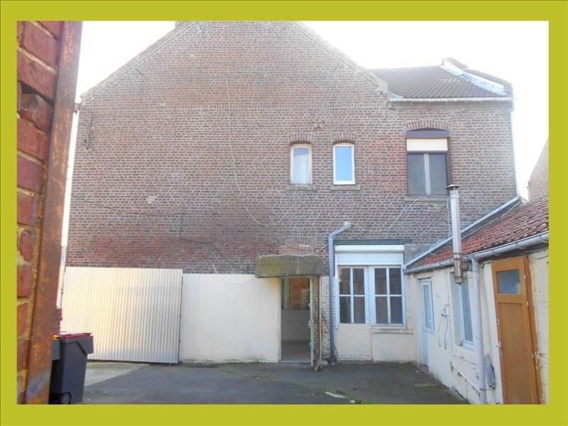 Sale house / villa Vendin le vieil 123900€ - Picture 1