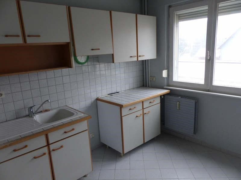 Sale apartment Saverne 107000€ - Picture 3