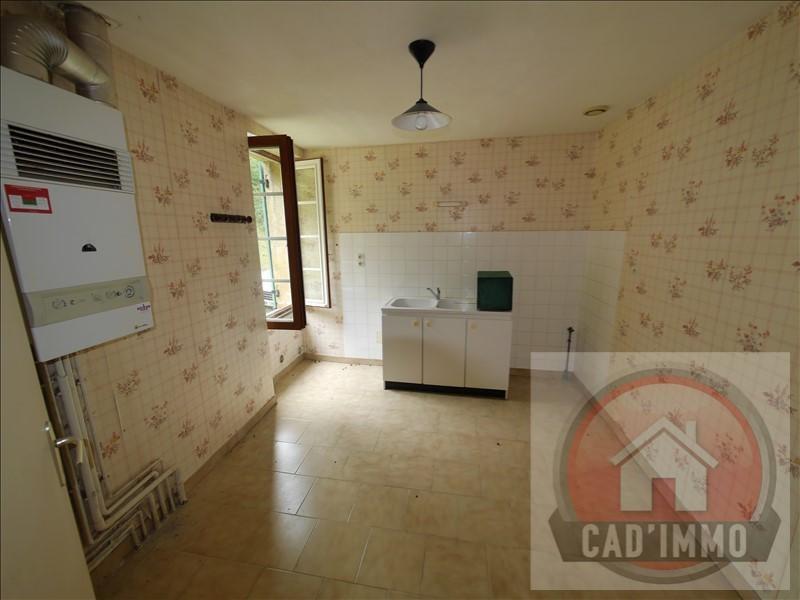 Sale house / villa Badefols sur dordogne 161000€ - Picture 2