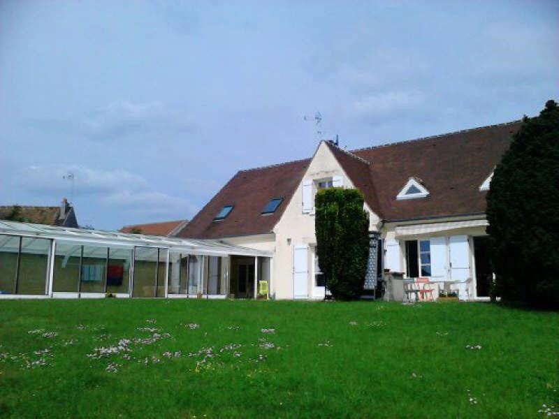 Deluxe sale house / villa Plailly 599000€ - Picture 1
