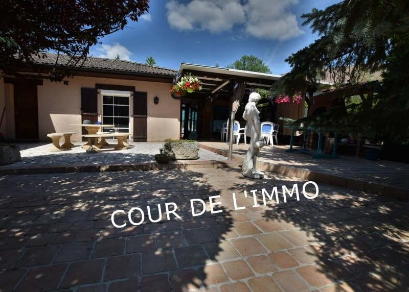 Vente maison / villa Nangy 480000€ - Photo 1