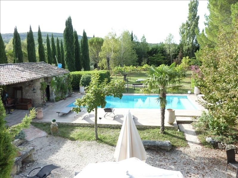 Vente de prestige maison / villa Valaurie 650000€ - Photo 3