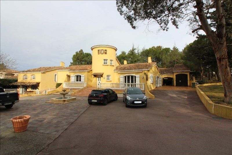 Vente de prestige maison / villa Simiane collongue 1 130 000€ - Photo 3