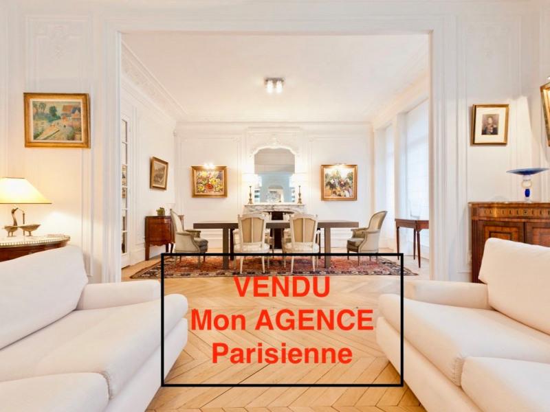 Vente de prestige appartement Paris 17ème 2000000€ - Photo 1