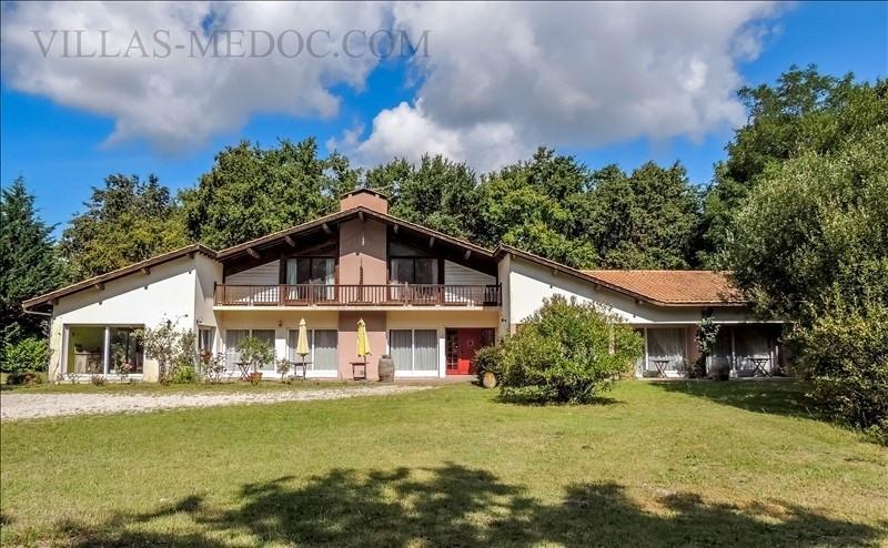 Sale house / villa Gaillan en medoc 540000€ - Picture 1