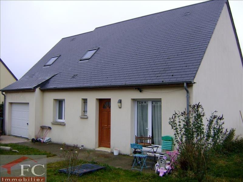Sale house / villa Le boulay 143760€ - Picture 1