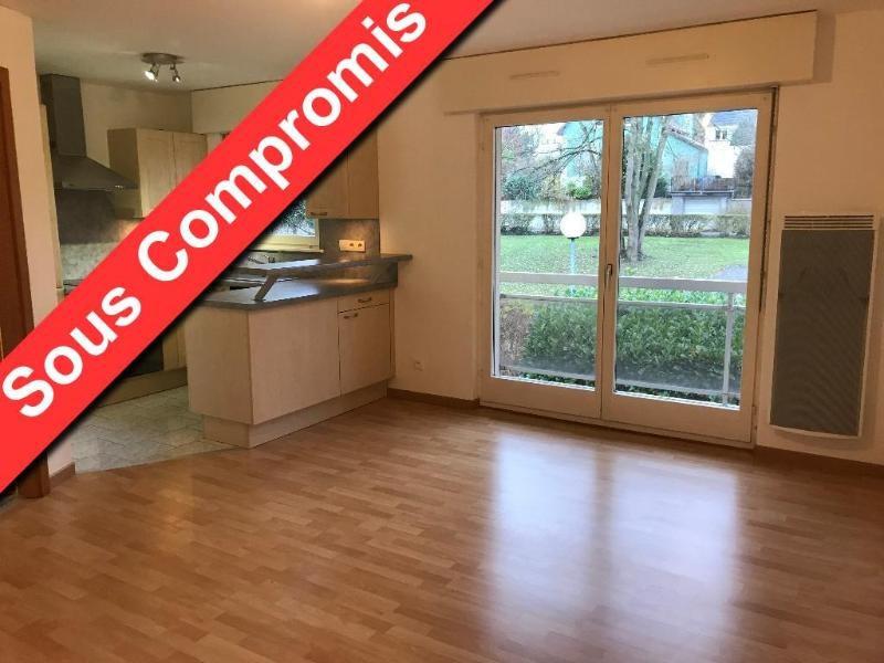 Sale apartment Oberhausbergen 126000€ - Picture 1