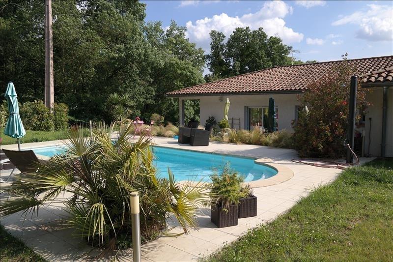 Vente maison / villa Pompignan 441000€ - Photo 1