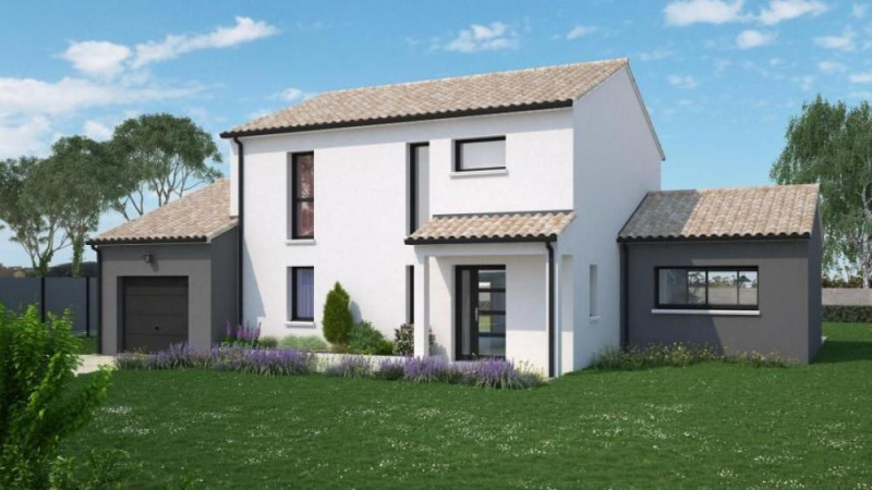 Maison  5 pièces + Terrain 950 m² Sèvres-Anxaumont par Maisons Ericlor