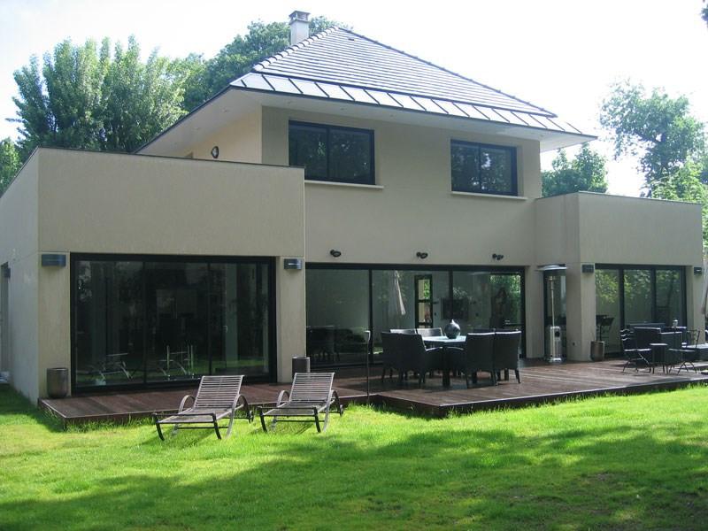 Terrain  de 500 m² Montmorency par J P L CONSTRUCTION