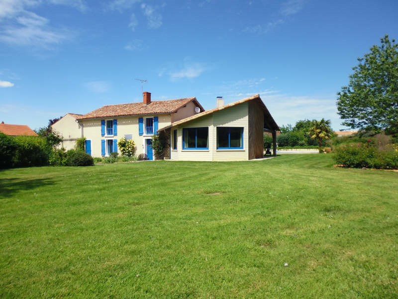 Vente maison / villa Poitiers 294 000€ - Photo 1
