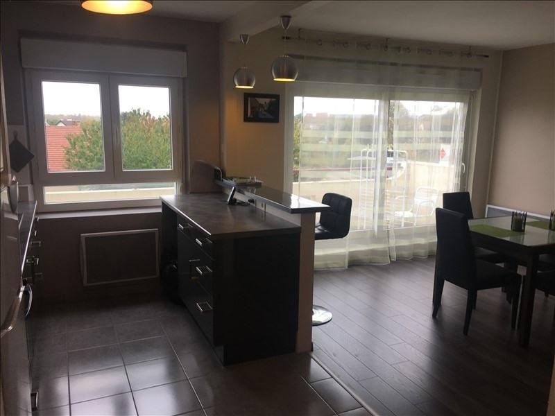 Sale apartment Blainville sur orne 130000€ - Picture 4