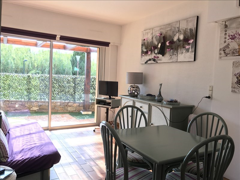 Vendita appartamento Le lavandou 235000€ - Fotografia 5