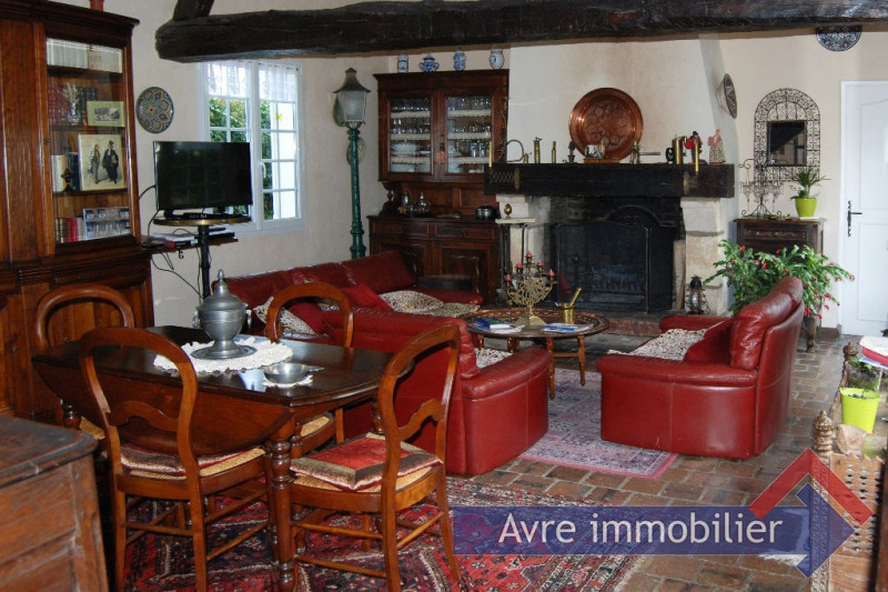Sale house / villa Verneuil d'avre et d'iton 211000€ - Picture 2