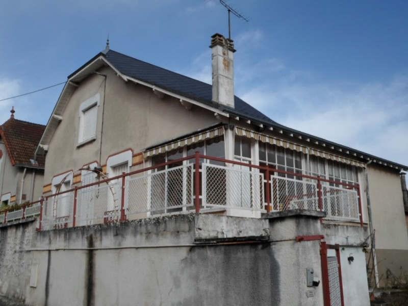 Vente maison / villa Villefranche sur cher 85000€ - Photo 2